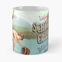 Schitts Creek Christmas Ew David Dan Levy C Great Novelty 11oz Gift Cups