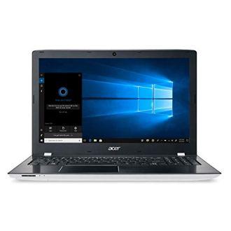 Notebook Acer, E5-553G-T4TJ, A10-9600P (M440 2GB) 1TB 2, 4 GB, Radeon R7, 15.6″, Windows 10, Branco