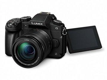 Panasonic-LUMIX-G85MK-4K-Mirrorless-Interchangeable-Lens-Camera-Kit-12-60mm-Lens-Lexar-U3-64GB-Memory-Card-2-Spare-Batteries-Charger-Bag-and-Accessory-Bundle
