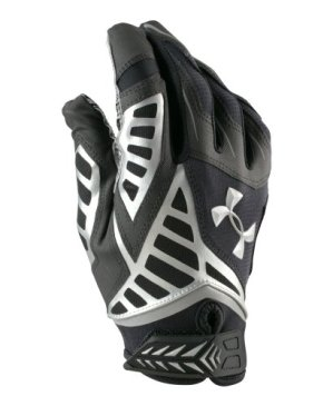 Under Armour Nitro Warp Football Gloves