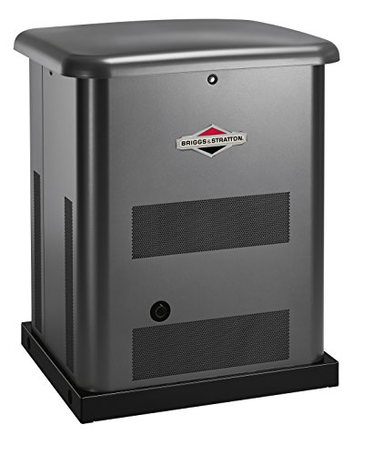 Briggs & Stratton 40450 10000-watt Home Standby Generator System with 200-Amp Automatic Transfer Switch