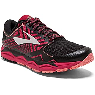 Brooks Women's Running Shoes, Multicolour Pink Black Coral 623, 8 us How Often To Replace Running Shoes