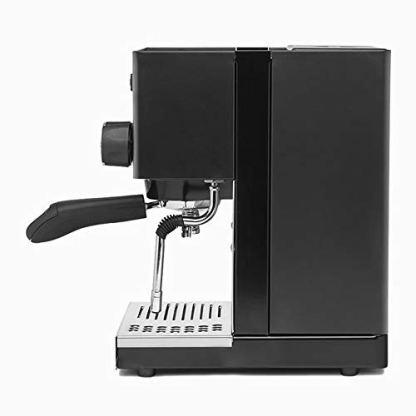 Rancilio-Silvia-M-V6-Espresso-Machine-Stainless-Steel-Black
