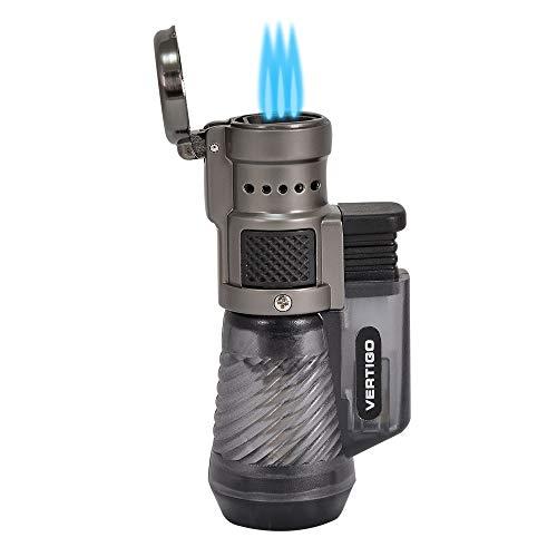 Vertigo by Lotus Cyclone Triple Torch Cigar Lighter
