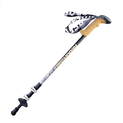 Trekking-pole-with-a-3-section-telescoping