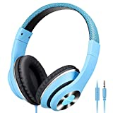 AUSDOM Over-Ear Headphones, Stereo...