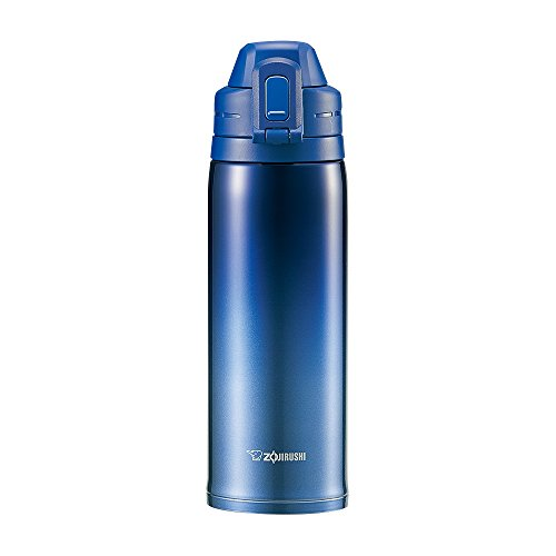 Zojirushi SD-ES08AZ Cool Bottle Stainless Steel Mug 28-Ounce Gradation Blue