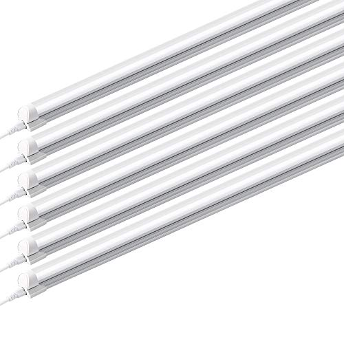 Barrina-Pack-of-6-8ft-Led-Tube-Light-Fixture-44w-4500lm-6500K-Super-Bright-White-for-Garage-Shop-Warehouse-Corded-Electric-with-Built-in-ONOff-Switch