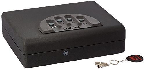 Gunvault MicroVault XL MVB1000 gun safe Biometric...