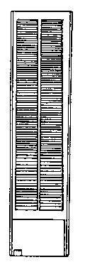 Gravity Wall Furnace Size: 35,000 Btu, Fuel: Liquid Propane