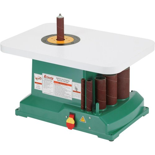 Grizzly G0538 1/3 HP Oscillating Spindle Sander