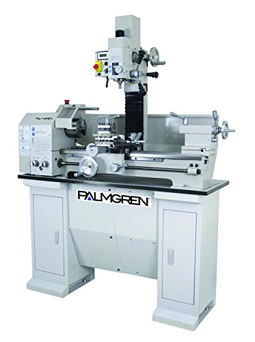 Palmgren 11'x27' Bench combination engine lathe & vari speed mill