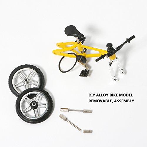 Finger Mountain Bike Excellent Functional Miniature Metal Toys