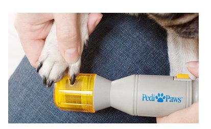Pedi Paws Dog Nail Grinder by BulbHead - Professional Style Dog Grooming Using Gentle Filing Wheel for Your Pet's Happy Paws 3