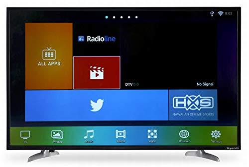 Skyworth 81 cm (32 Inches) HD Ready LED Smart TV 32 M20 (Black) 5