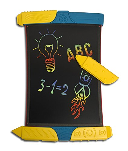 Boogie Board Scribble and Play Color LCD Writing Tablet + Stylus Smart Paper for Drawing eWriter Ages 3+