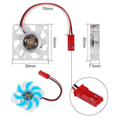 2pcs-Raspberry-Pi-4-Fan-Raspberry-Pi-Cooling-Fan-DC-Brushless-CPU-Quiet-LED-Cooling-Fan-30mm-30mm-Fan-Cooler-Radiator-3-to-58V-for-Raspberry-Pi-4-Model-B-Raspberry-Pi-3B-3B-2B