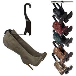 Hanging Boot Storage Rack