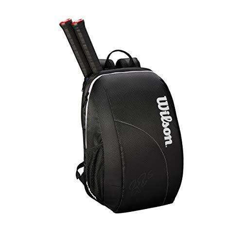 Wilson Fed Team Backpack, Black/White
