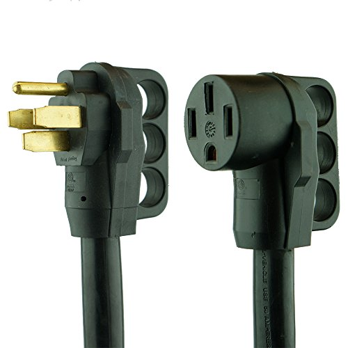NU-CORD 94561E Feet 50-Amp Rv Extension Cord