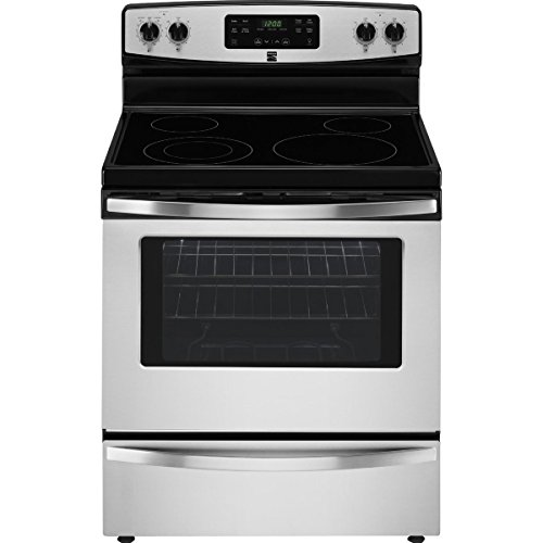 Kenmore 94173 5.3 cu. ft. Self Clean Electric Range in Stainless Steel, includes delivery and hookup
