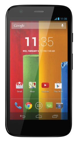 Moto G - Verizon Prepaid Phone (Verizon Prepaid Only)