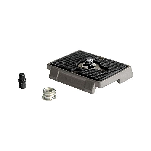 Manfrotto-Quick-Release-Plate-with-Special-Adapter-200PL
