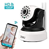 Pet Camera, Super 1080P HD Video Monitoring Home Camera, 2 Way Audio, Baby Monitor Night Vision, Motion Detection, Indoor Camera, Baby Camera with Cloud Storage