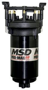 MSD IGNITION 81407 Black Pro Mag Counter Clockwise (w/Big Cap)
