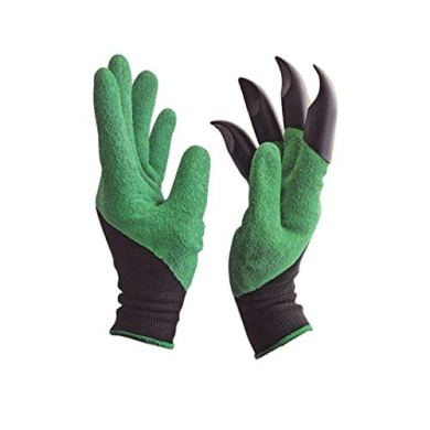 Kayos Garden Gloves with Claws for Digging & Planting 27