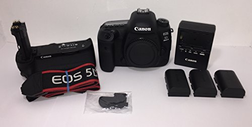 Canon EOS 5D Mark IV DSLR Body – With Canon BG-E20 Battery Grip