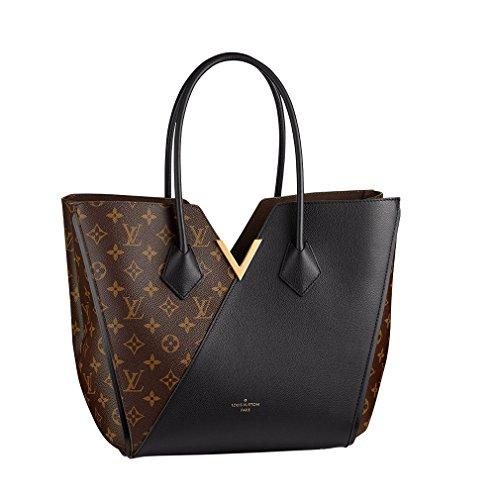 74562099d330 Louis Vuitton Monogram Canvas Kimono PM Noir Shoulder Handbag ...