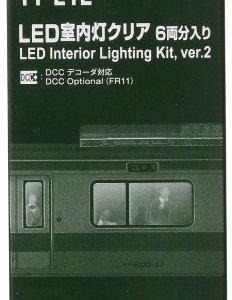 Kato 11-212 N Passenger Car Light Kit White LED (6) 41a1hMiB79L