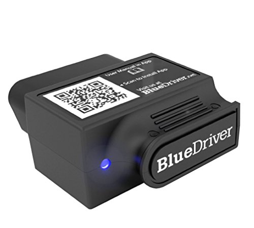3. BlueDriver OBD2 Bluetooth Scanner