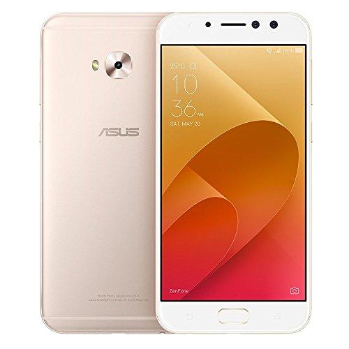 ASUS ZenFone 4 Selfie Pro (ZD552KL) 4GB / 64GB 5.5-inches Dual SIM Factory Unlocked GSM (no CDMA) - International Stock No Warranty (Gold)