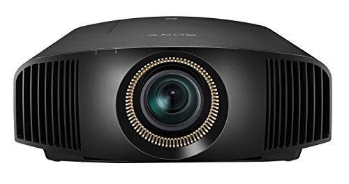 Sony VPLVW365ES Native 4K HDR 3D SXRD Home Theater Projector