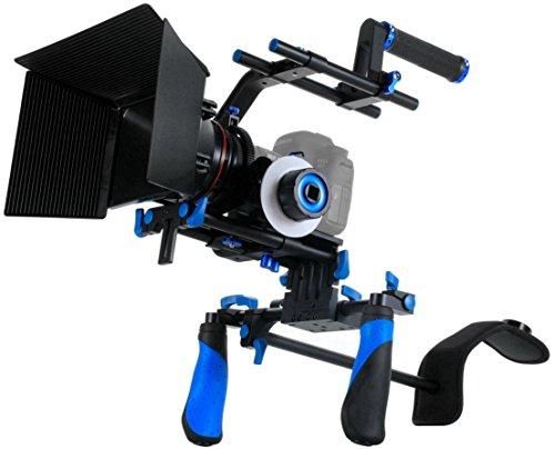 Morros DSLR Shoulder Camera Stabilizer