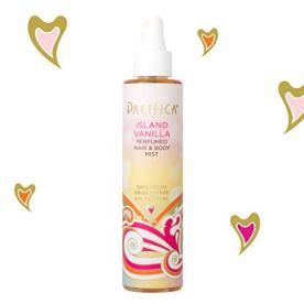 Pacifica Beauty Island Vanilla Perfumed Hair & Body Mist, Island Vanilla