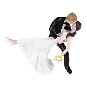 Cake Toppers matrimonio romantico Tango