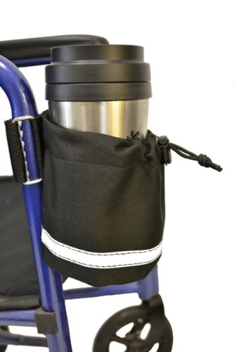 Unbreakable Cup Holder with Horizontal Mount