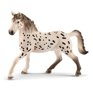 SCHLEICH Horse Club, Animal Figurine, Horse Toys for Girls and Boys 5-12 Years Old, Knabstrupper Stallion