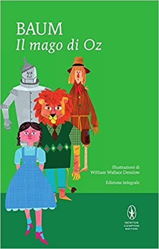 Il mago di Oz Book Cover