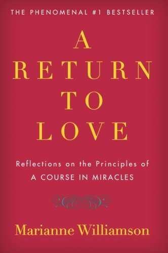 A return to love cover by author Marianne Williamson