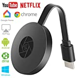 WiFi Display Dongle, Wireless HDMI Dongler- 1080P Wireless HDMI Adapter Streaming Video Picture Files from Smartphone to TV for iOS/Android/Windows/Projector/TV/MAC Support DLNA Airplay Miracast