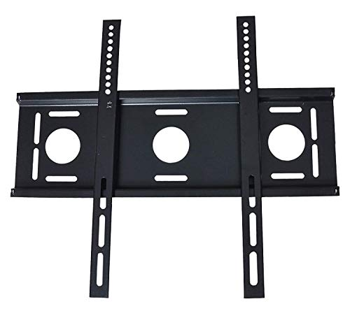 Rissachi Fixed LED LCD Plasma Wall Mount Bracket with Heavy-Duty Stand (40 to 55 Inch). 1