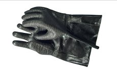 Artisan-Griller-BBQ-Insulated-Heat-Resistant-mitt-BarbecueSmokerGrillTurkey-Fryer-Oven-Cooking-Gloves-Use-for-Barbeque-Grilling-1-Pair-14-Inch-Size-9LG-Black
