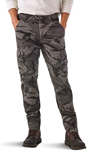 Wrangler Men's Regular Tapered Cargo