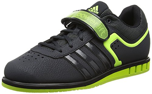 adidas Powerlift 2.0 Weightlifting Shoes - 13 - Black