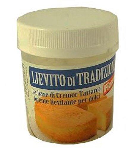 Lievito A Base Di Cremortartaro 60g Amazonit Alimentari E