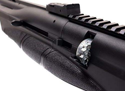Bear River Pellet Gun Air Rifle CO2 Semi Auto Air Rifle for Hunting